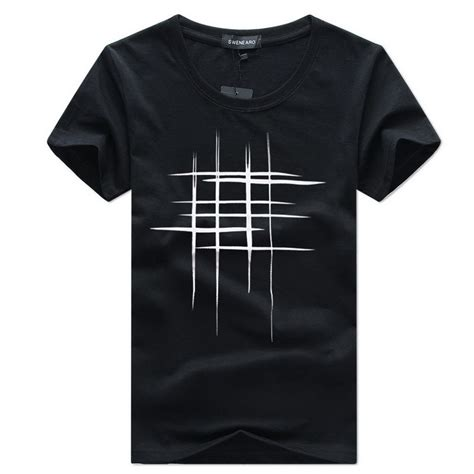 design t shirt menarik 2017 men s funny simple design t shirt male fashion cool
