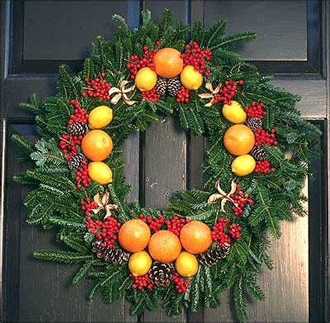 decorations how to make a wreath the colonial