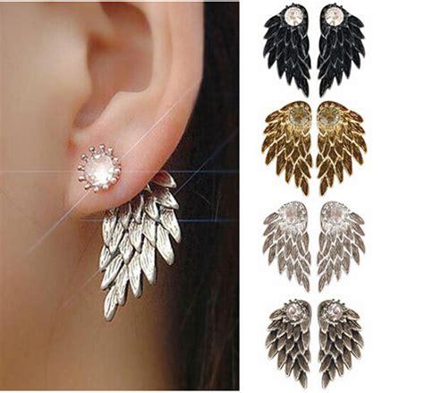 Wing Earrings wings earrings