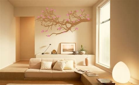home interior wall color ideas peach colour on sitting room wall country chic living