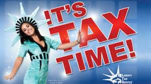 Liberty Tax Get My Perks Just 75 For A Standard 1040 Tax Return From
