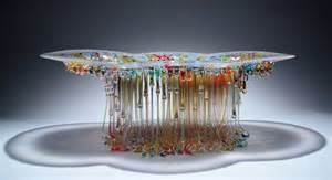 jelly fish glass sculptures adorable home