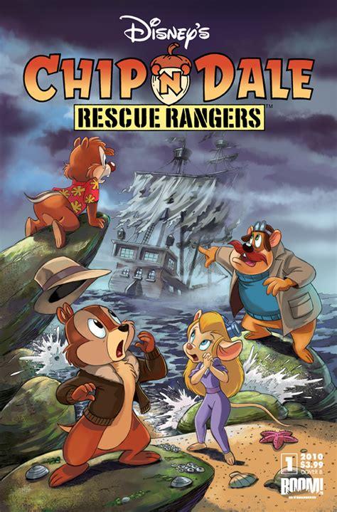 Kaos 3d Baby With Book boom studios sneak peek chip n dale rescue rangers 1