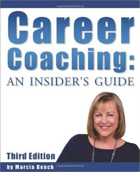 marcia bench the career coach institute and your new career coaching business
