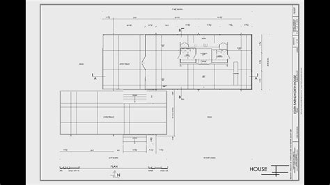 Farnsworth House Plan Farnsworth House Floor Plan Dwg