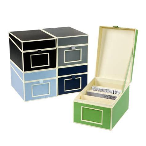 photo storage box semikolon photo storage boxes organize diy products