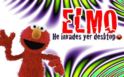 wallpaper elmo and friends elmo wallpaper awesome not really shiver stuff