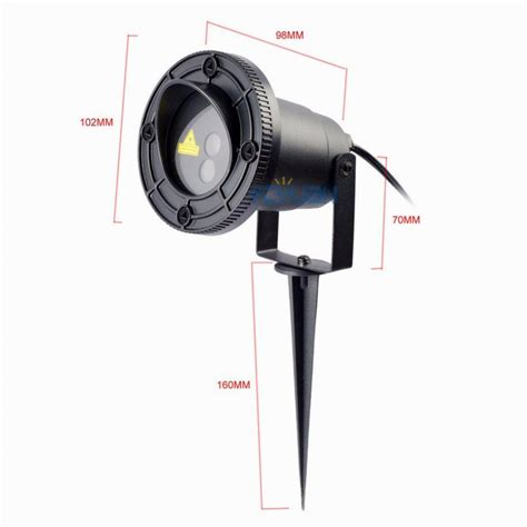 Light Projector Outdoor Outdoor Light Projector Ip65 Waterproof Laser Lights Show Home Garden