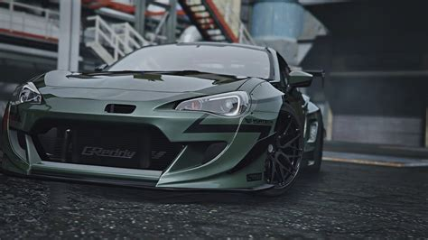nissan brz rocket bunny gta 5 car rocket bunny v3 brz liberty walk