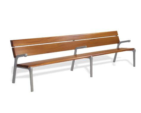 Bench Site Delta Xxi Bench Um364l Benches Site Furnishing