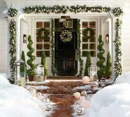 Front Porch Christmas Decorations 40 Cool Diy Decorating Ideas For Christmas Front Porch