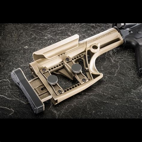 Luth Ar Mba 1 Cyber by Luth Ar Ar 15 Modular Buttstock Assembly Flat Earth