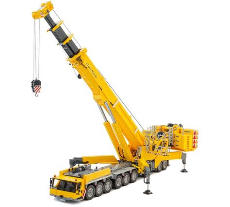 crane mobile wordlesstech 18 wheel lego mobile crane
