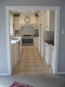 superior Cost To Redo A Kitchen #1: Classic-Galley-kitchen-remodel-before-and-after-2.jpg