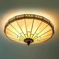 flush mount stained glass ceiling light fashion style flush mount ceiling light lights