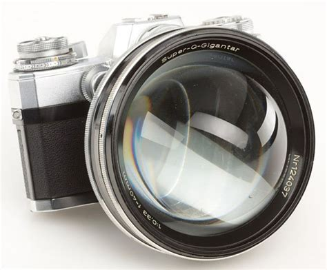 zeiss 50mm f 0 7 lens celluloid pop culture junkie what s the fastest lens theoretically possible and what