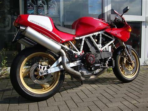 Ducati St4 Motorrad Umbau by Ducati 900 Ss