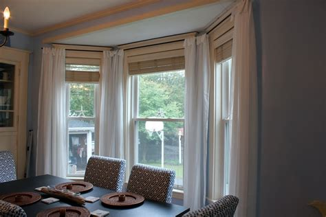 window treatment ideas for bay windows in living room ideas for bay window treatments in the living room the wooden houses