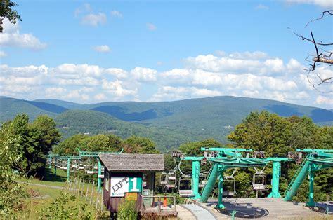 NY Route 28: Catskill Mountain Trail: Belleayre Mountain