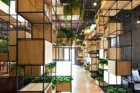 home caf 233 by penda beijing china 187 retail design