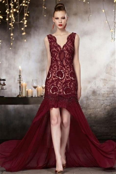 leeea maus elegante rotes kleider fuer besondere anlaesse