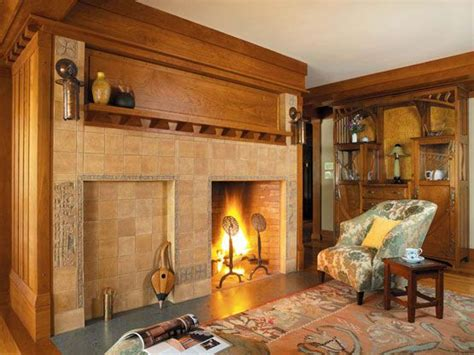 Arts And Crafts Home Decor by 10 Images About Craftsman Style Fireplaces On