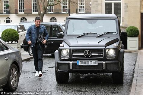 Mercedes That Looks Like A Jeep Tamer Hassan Climbs Into His 163 160k Mercedes Jeep Ahead Of