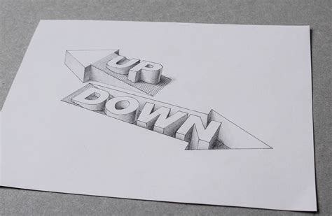 typography tutorial drawing hand drawn 3d typography by lex wilson scene360