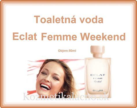 Eclat Femme Wikend v 244 ne toaletn 225 voda eclat femme weekend kozmetika lacno
