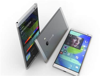 Hp Nokia E1 surface phone what we w10fg
