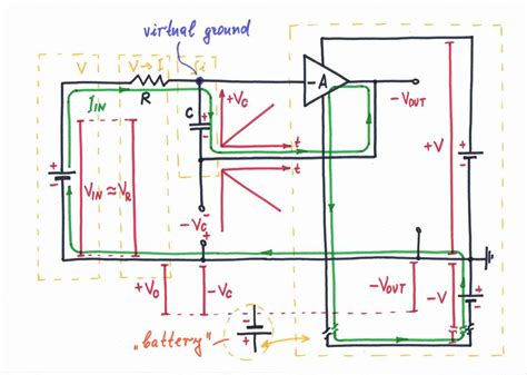 integrator circuit using lm324 circuit model integrator 28 images pspice simulations op differentiator using the ideal