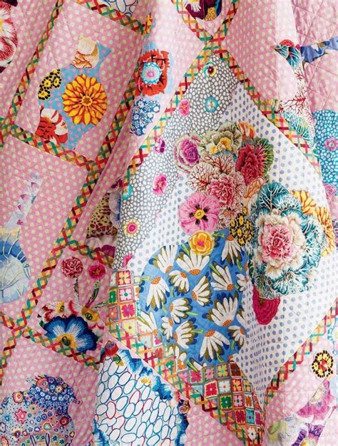 Doughtys Patchwork And Quilting - china shop quilt by kathy doughty kaffe fassett fabrics