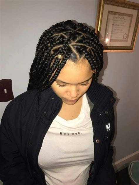 triangle pattern dreads pin af rosalba p 229 box triangles braids pinterest