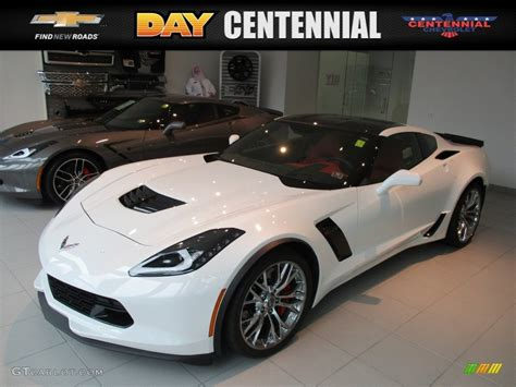 2015 corvette colors 2015 arctic white chevrolet corvette z06 coupe 108572645