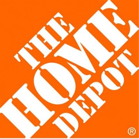 Fonts Logo » Home Depot Logo Font