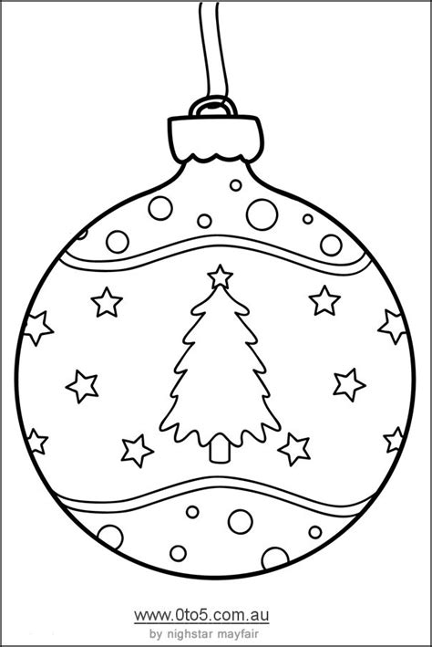 printable christmas tree baubles 37 best images about drawing templates on pinterest