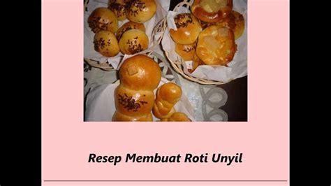 Youtube Membuat Roti Unyil | resep membuat roti unyil youtube