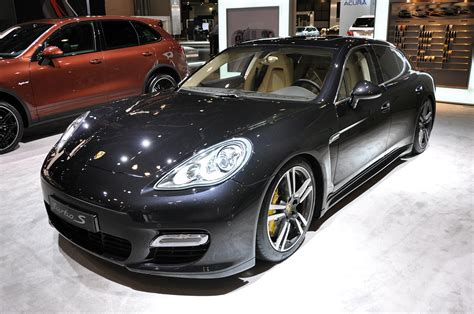porsche panamera turbo black black porsche panamera turbo for sale