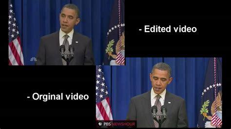 Obama Kicks Door by Obama Kicks Door Open Original Comparison