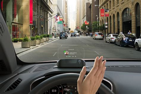 Head Up Display Auto by The Best Head Up Display For Your Car Navdy Autos Post