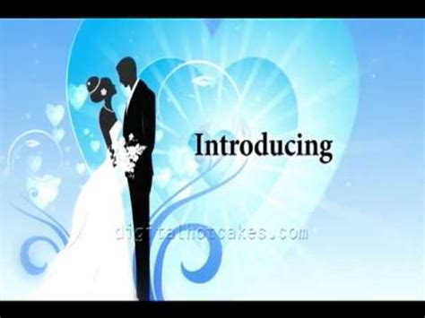 Wedding Animation by Wedding Animations Backgrounds Transitions By Digital