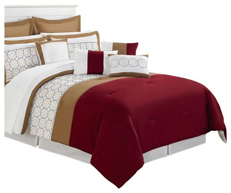 Traditional Comforters by Room In A Bag Bedroom Set Traditional Comforters