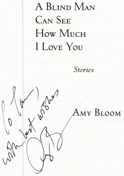 How To Check How Much Is On A Gift Card - a blind man can see how much i love you stories 1st edition 1st printing amy