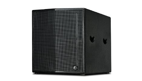 Crossover Sigma sigma 18b wharfedale pro sound reinforcement and live sound equipment