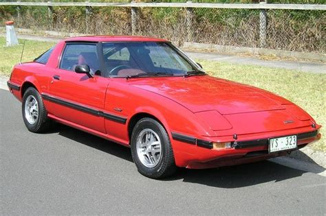 Mazda Rx Series by Sold Mazda Rx 7 Series Ii Coupe Auctions Lot 51 Shannons