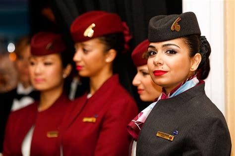 Qatar Airways Careers Cabin Crew Dubai by Gulf Airlines Groom New Global Flight Crews Wsj