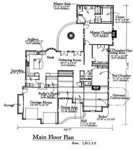 Storybook Floor Plans by New Custom Homes In Maryland Authentic Storybook Homes