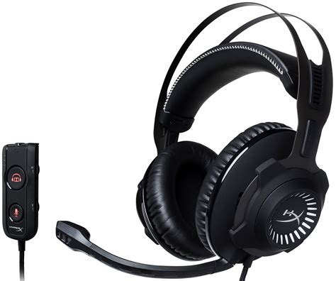 Hyperx Cloud Revolver S kingston starts shipping hyperx cloud revolver s headset pc gamer
