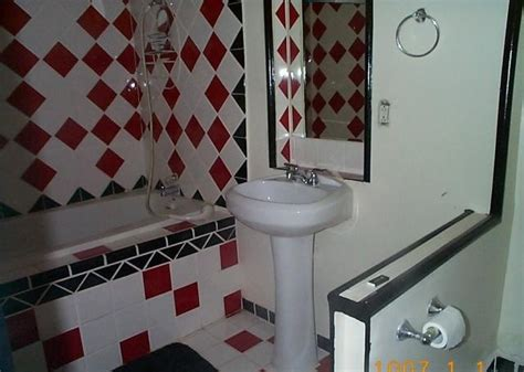 red white black bathroom black red white bathroom bath pinterest