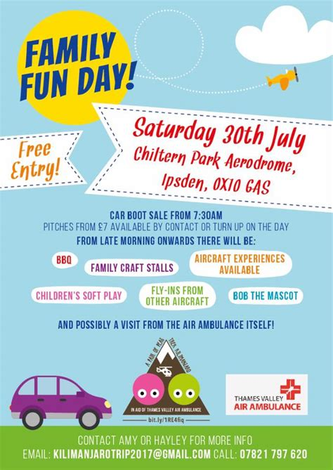 pin family day flyer on pinterest